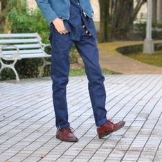 JAPANBLUE  的 TAPERED