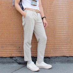 CHAINLOOP 的 休閒西裝褲
