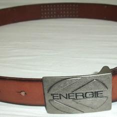 ENERGIE 的 窄版皮帶
