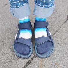 TEVA X BEAUTY & YOUTH 的 涼鞋