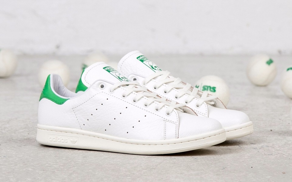 ADIDAS STAN SMITH 的 SNEARKERS
