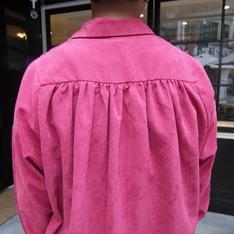 LILOVEMONSTA 的 麂皮絨襯衫