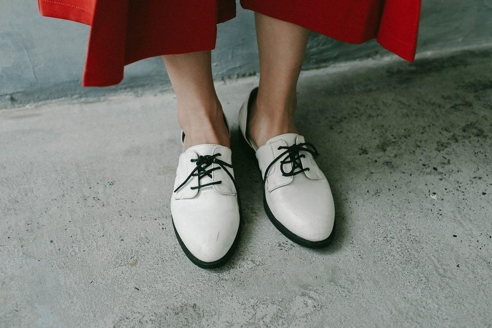 PIMGO 的 牛津鞋