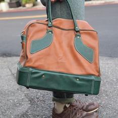 二手市集購入 的 手提包