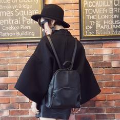 無品牌 的 皮革後背包