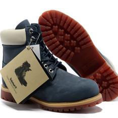 TIMBERLAND 的 麂皮高筒靴