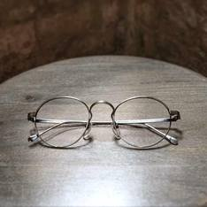 TAILOR HITCH 的 圓框眼鏡