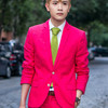 H&M AND UNIQLO 的 SUIT AND TIE