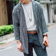 三木先生 的 西裝大衣