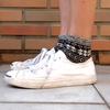 CONVERSE 的 帆布鞋