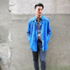 UNITED ARROWS 的 SHOP COAT