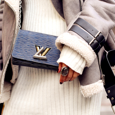 LOUIS VUITTON 的 鏈條包 BAG
