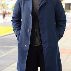 郎郎 的 風衣外套