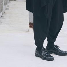 無品牌 的 雕花牛津鞋