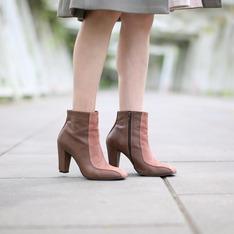 DRESS CODE 的 麂皮靴