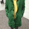 STANDARD BY CACTI PARK 的 POSTMAN GREEN COAT