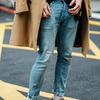 H&M 的 牛仔褲