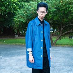 PLAIN-ME 的 長風衣