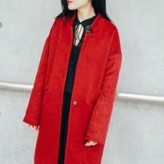 H:CONNECT  的 紅色大衣