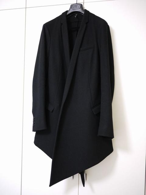 DIOR HOMME 的 羊毛大衣