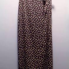 無品牌 的 古著小雛菊圍裹裙