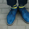 DANDY 的 SOCKS & DERBY SHOES