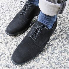 GU 的 德比鞋