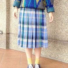 無品牌 的 古著裙