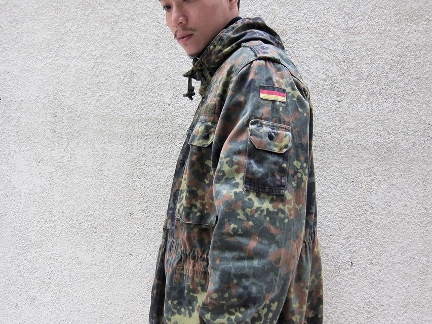 德軍公發 的 德軍公發軍外套
