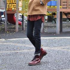 JAPANBLUE  的 原色牛仔褲