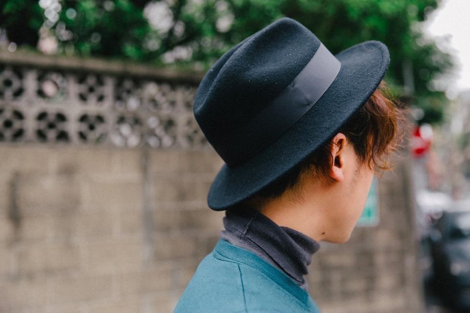 JAPAN  的 紳士帽
