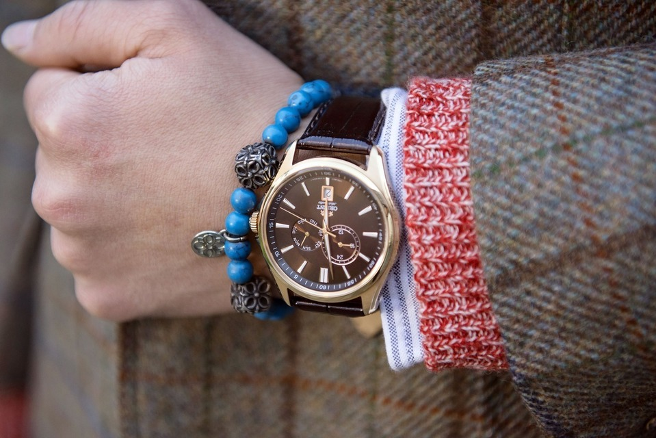 ORIENT 的 手錶