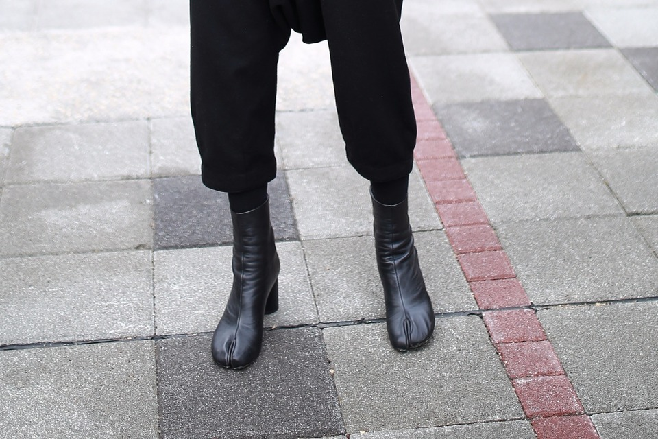 MAISON MARTIN MARGIELA 的 忍者靴