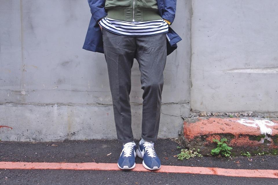 PLAIN-ME 的 休閒西褲