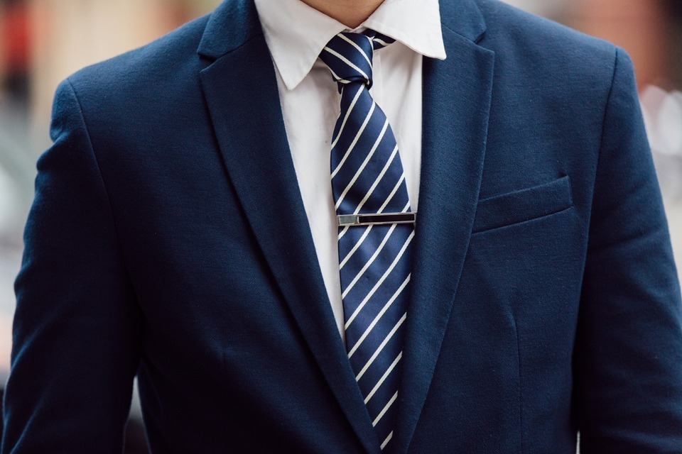 MR.RICCO 的 商務領帶