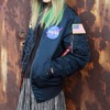 ALPHA INDUSTRIES 的 ALPHA INDUSTRIES MA-1 FLIGHT JACKET NARSA