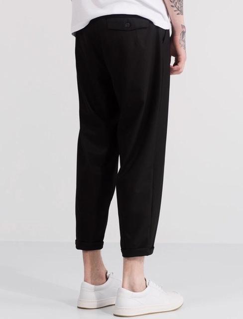 PULL&BEAR 的 九分西裝褲