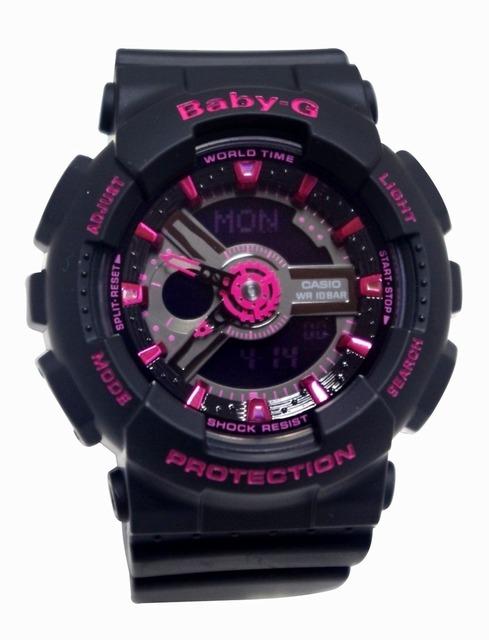BABY-G 的 手錶