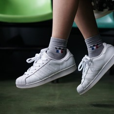 ADIDAS SUPERSTAR 的 ADIDAS ORIGINALS SUPERSTAR