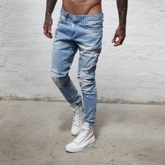 REPRESENT CLOTHING 的 破壞牛仔褲