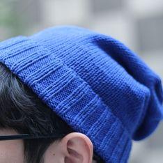 貓媽手織 的 毛帽