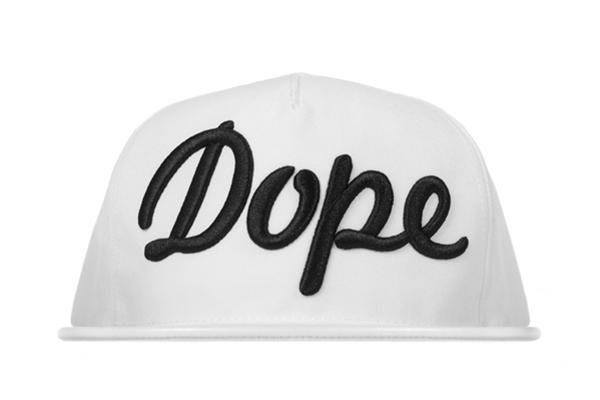 DOPE 的 平板帽