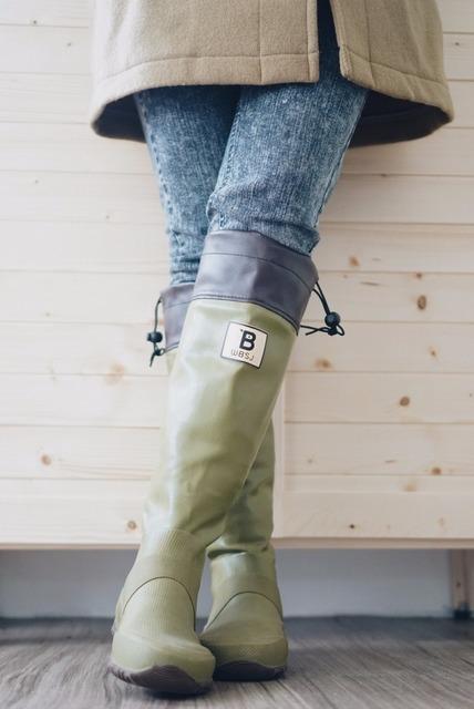 WBSJ 的 雨靴
