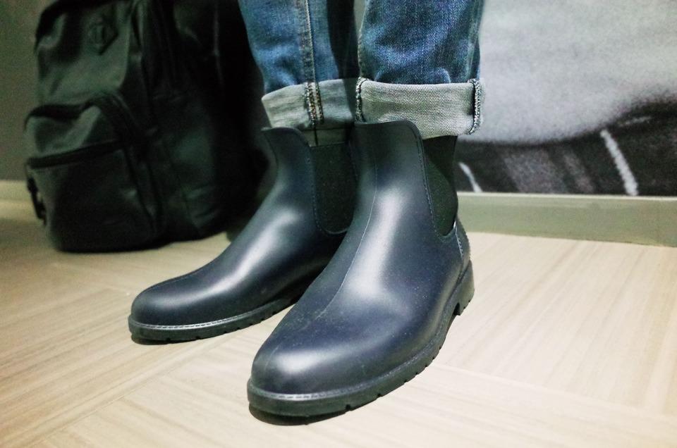 MéDUSE 的 雨靴