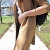 ANN TAYLOR 的 駝色長版大衣