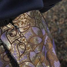 MARNI X H&M 的 裙子近拍
