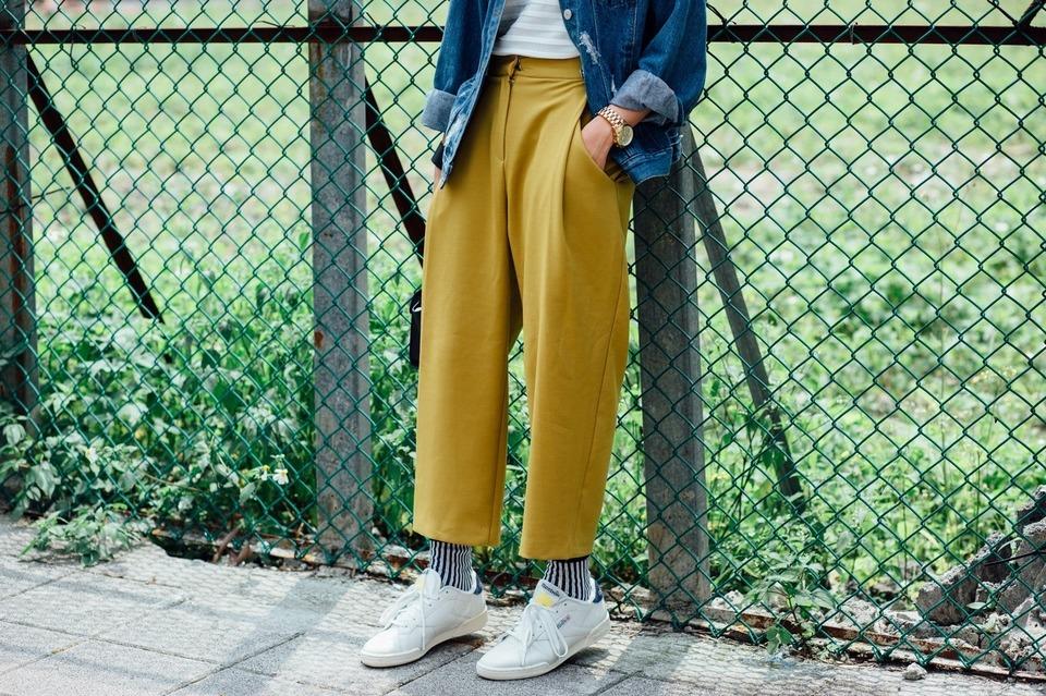 【YVE,】 的 長褲