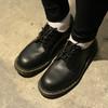 DR.MARTENS黑色3孔靴