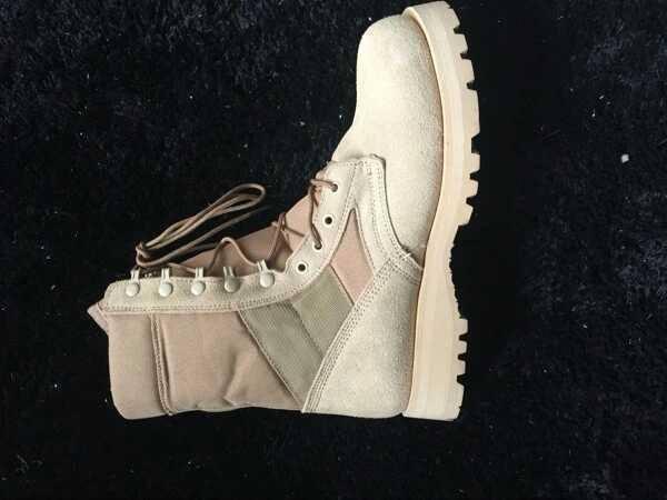 ROTHCO 的 厚底軍靴