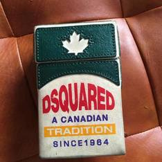 DSQUARED2 的 CIGARETTE CASE